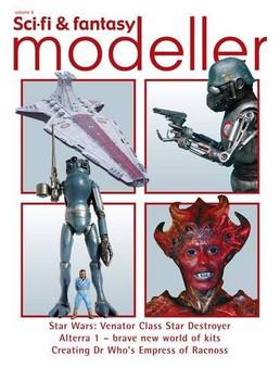 Sci Fi & Fantasy Modeller 6