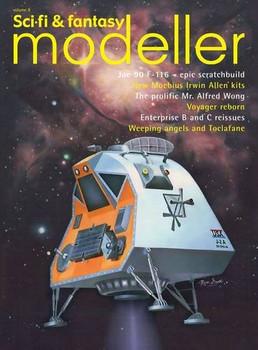 Sci-Fi & Fantasy Modeller Volume 8