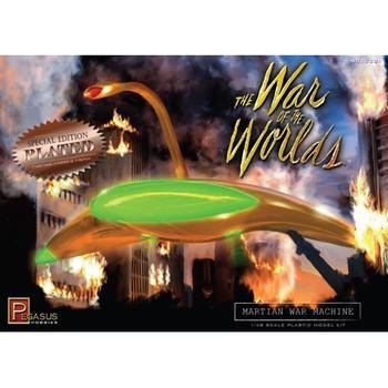 Pegasus War of the Worlds Martian War Machine 1:48 Plated model kit (9201)