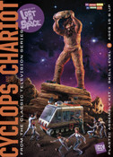Lost in Space : Cyclops and Chariot model kit