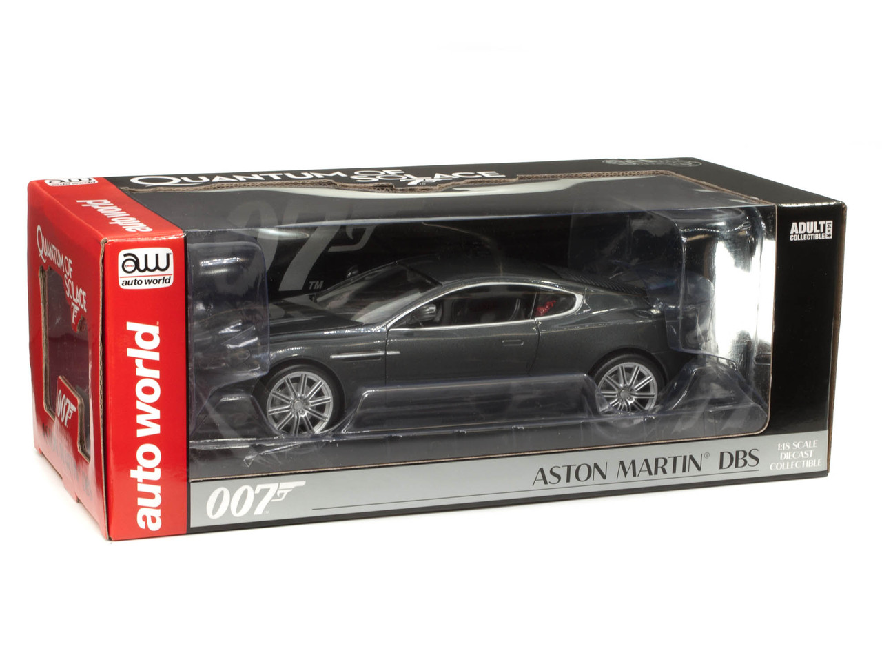 James Bond 007 Aston Martin Dbs Quantum Of Solace 1 18 Scale Awss123