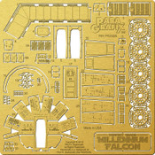 NEW! Perfect Grade Falcon Photoetch Set 1/72 scale (PGX225)