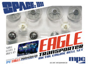 Space 1999 Eagle Transporter Metal Engine Bell Set Upgrade- for MPC913