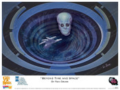 Lost In Space - Beyond Time and Space print