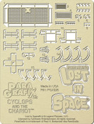 Lost in Space - Chariot Photoetch Set For D&H Kit 1420