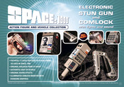 Space 1999 - Stun Gun & Comlock with Light and Sound