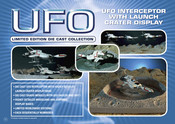 UFO Interceptor With Launch Crater Display