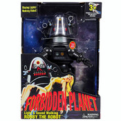 Forbidden Planet - Robby the Robot  Motorized Walking Motion with Lights and Sounds