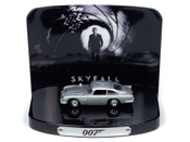 James Bond -Johnny Lightning Skyfall Aston Martin DB5 w/Tin 1:64 Scale Diecast