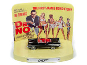 James Bond - Johnny Lightning Dr. No 1957 Chevy Bel Air w/Tin 1:64 Scale Diecast