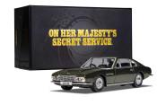 James Bond - Aston Martin DBS -  On Her Majesty's Secret Service