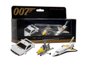 James Bond Collection (Space Shuttle, Little Nellie, Lotus Esprit)