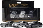 James Bond Aston Martin Collection (V12 Vanquish, DB5, DBS)