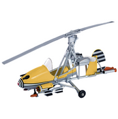 JAMES BOND - 1/43 LITTLE NELLIE GYCOPTER (YOU ONLY LIVE TWICE)