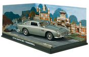 JAMES BOND - 1/43 ASTON MARTIN DB5 - THUNDERBALL