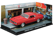 JAMES BOND - 1/43 MUSTANG MACH 1 (DIAMONDS ARE FOREVER)