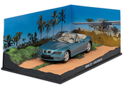 JAMES BOND - 1/43 BMW Z3 (GOLDENEYE)