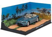 JAMES BOND - 1/43 BMW Z3 (GOLDENEYE)