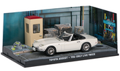 JAMES BOND - 1/43 TOYOTA 2000GT (YOU ONLY LIVE TWICE)