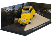 JAMES BOND - 1/43 CITROEN 2CV (FOR YOUR EYES ONLY)