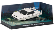 JAMES BOND - 1/43 LOTUS ESPRIT (THE SPY WHO LOVED ME)