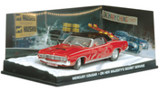 JAMES BOND - 1/43 MERCURY COUGER (ON HER MAJESTY'S SECRET SERVICE)