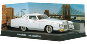 JAMES BOND - 1/43 CADILLAC CORVORADO (LIVE AND LET DIE)