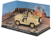 JAMES BOND - 1/43 LAND ROVER '90'-BOND -  ( THE LIVING  DAYLIGHTS )