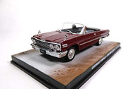 JAMES BOND - 1/43 CHEVY IMPALA 1963 OPEN - ( LIVE AND LET DIE )