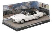 JAMES BOND - 1/43 FORD THUNDERBIRD (GOLDFINGER)