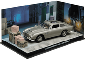 JAMES BOND - 1/43 ASTON MARTIN DB5 (GOLDFINGER) 1964