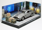 JAMES BOND - 1/43 1964 ASTON MARTIN DB5 - GOLDFINGER