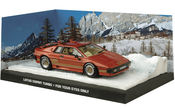 JAMES BOND - 1/43 LOTUS ESPRIT TURBO ( FOR YOUR EYES ONLY ) BRONZE