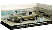JAMES BOND - 1/43 ASTON MARTIN DB5 (ON HER MAJESTY'S SECRET SERVICE)