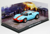 JAMES BOND - 1/43 FORD GT40 - DIE ANOTHER DAY