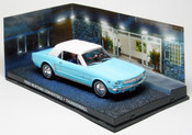 JAMES BOND - 1/43 FORD MUSTANG CONVERTIBLE 1964 (THUNDERBALL)