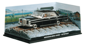 JAMES BOND - 1/43 MERCEDES-BENZ 250SE (OCTOPUSSY)