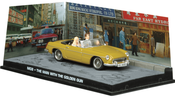 JAMES BOND - 1/43 MGB - THE MAN WITH THE GOLDEN GUN