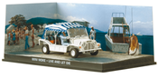 JAMES BOND - 1/43 MINI MOKE  - LIVE AND LET DIE