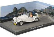 JAMES BOND - 1/43 MP LAFER MG TC REPLICA - MOONRAKER