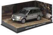 JAMES BOND - 1/43 RANGE ROVER - QUANTUM OF SOLACE