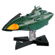 Space Battleship Yamato 2202 GX-89 Garmillas Space Cruiser Soul of Chogokin Vehicle