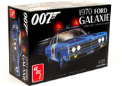 James Bond - 1970 Ford Galaxie Police Car 2T 1/25 Scale Model Kit