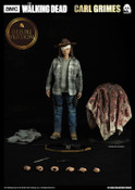 The Walking Dead Carl Grimes Deluxe Version 1:6 Scale Action Figure