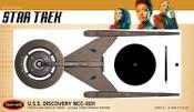 Star Trek Discovery - USS Discovery Prebuilt Display