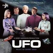 UFO: Original TV Soundtrack (CD) - Barry Gray