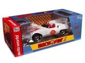 Speed Racer Mach 5 With Figures 1/18 Scale Diecast