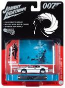 James Bond 1976 Lotus Espirit w/Tin Background 1/64 Scale