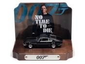 James Bond Aston Martin V8 w/Tin Backgound  1:64 Scale Diecast