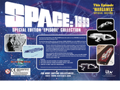 "SPACE: 1999 DIE CAST SET – THIS EPISODE: ""WARGAMES"" SPECIAL EDITION"